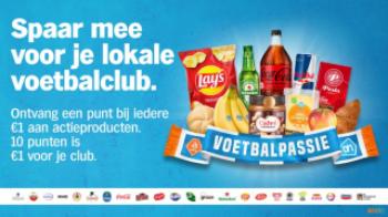 Albert Heijn spaaractie: Voetbalpassie